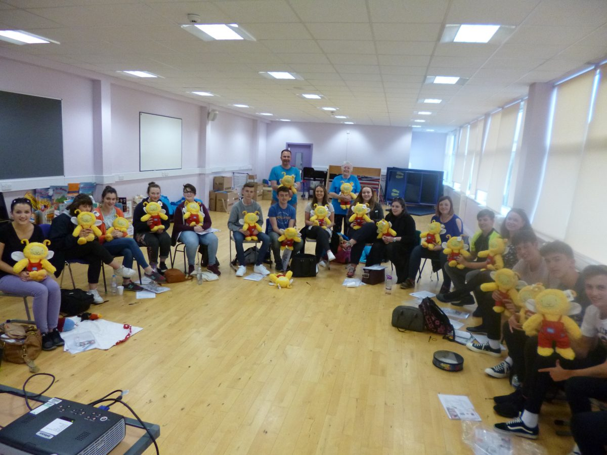 Succesful Gàidhlig Bookbug training day