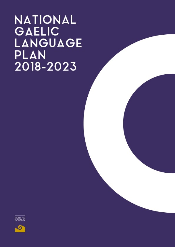 Launch of the new National Gaelic Language Plan