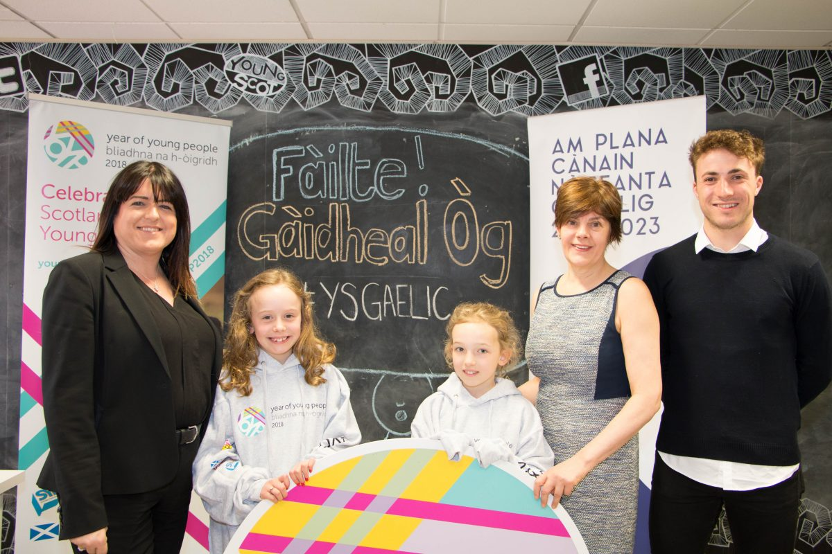 New digital Gaelic resource for Young Scot