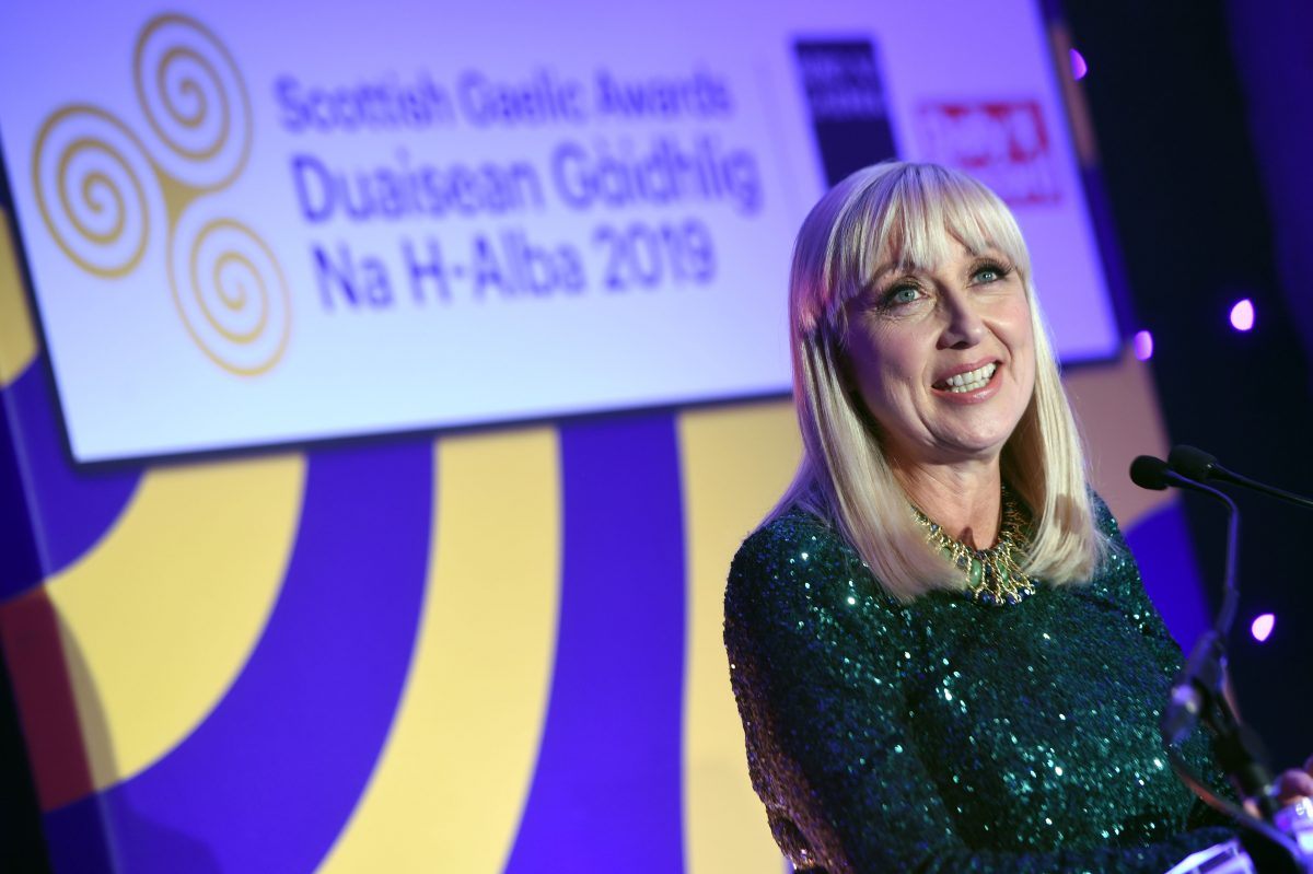 The Gaelic awards