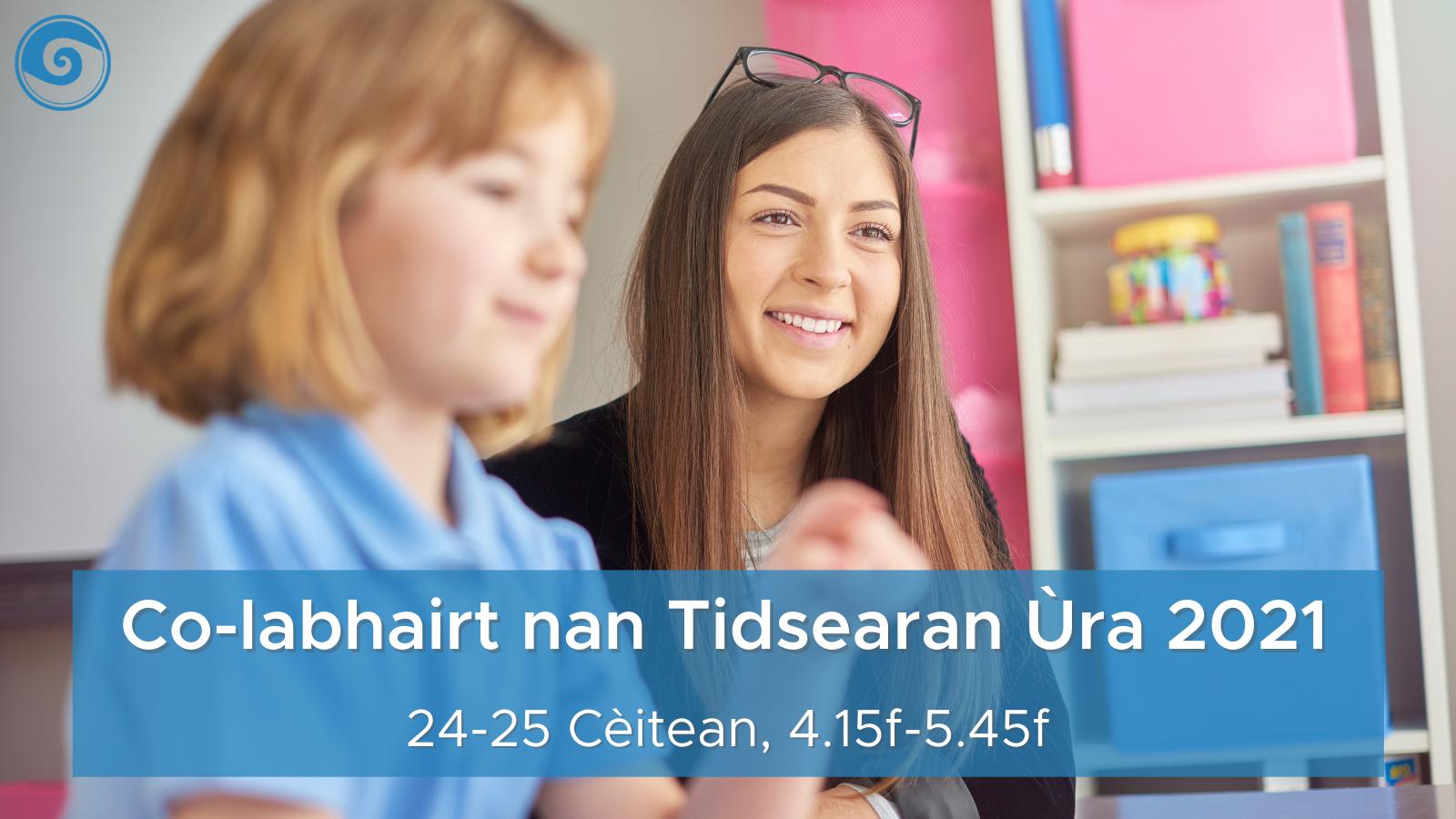 Co-labhairt nan Tidsearan Ùra