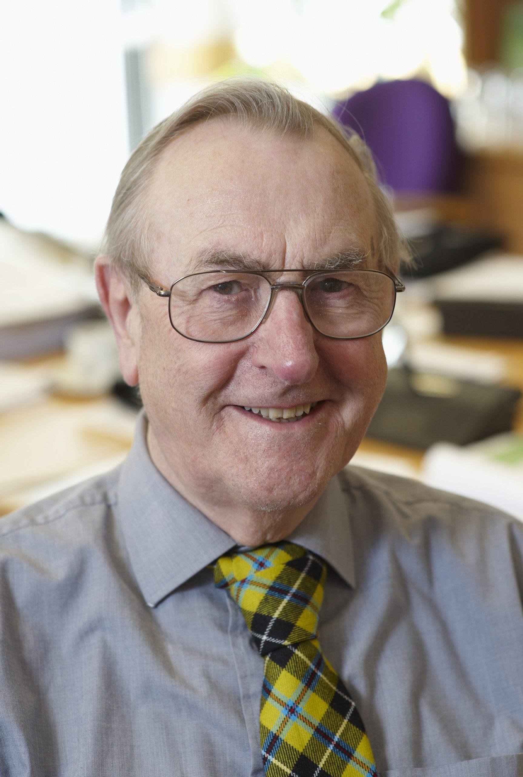 Professor Ken MacKinnon